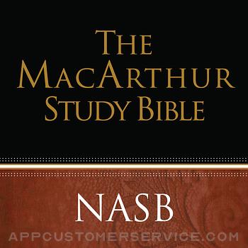 NASB MacArthur Study Bible Customer Service