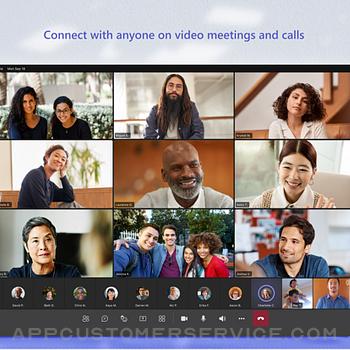Microsoft Teams ipad image 2