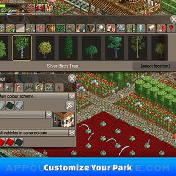 RollerCoaster Tycoon® Classic ipad image 3