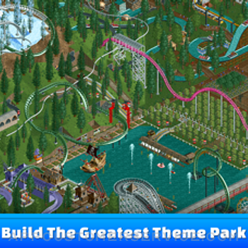 RollerCoaster Tycoon® Classic iphone image 1