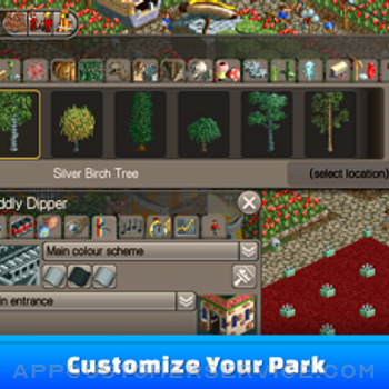 RollerCoaster Tycoon® Classic iphone image 4