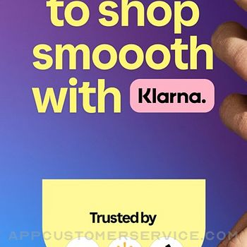 Klarna | Shop now. Pay later. iphone image 1