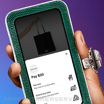 Klarna | Shop now. Pay later. iphone image 4