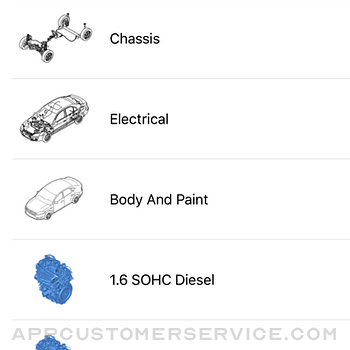 Car parts for Ford iphone image 4