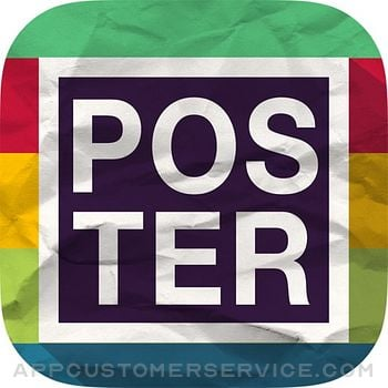 Poster Maker - Flyer Designer! Customer Service