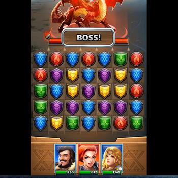 Empires & Puzzles Epic Match 3 ipad image 2
