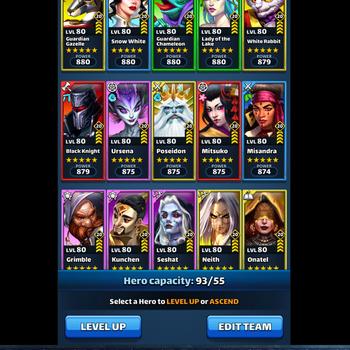 Empires & Puzzles Epic Match 3 ipad image 4