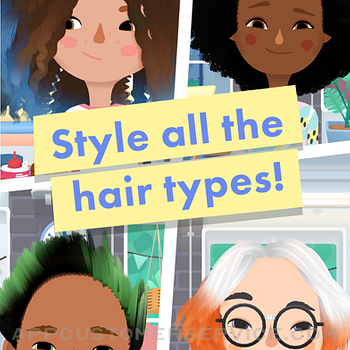 Toca Hair Salon 3 iphone image 3