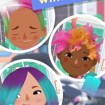 Toca Hair Salon 3 iphone image 4