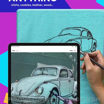 Da Vinci Eye: AR Art Projector ipad image 2