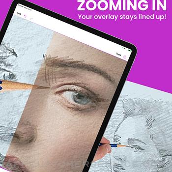 Da Vinci Eye: AR Art Projector ipad image 3