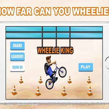 BMX-Wheelie King ipad image 1