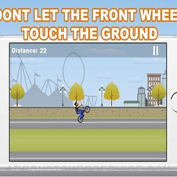 BMX-Wheelie King ipad image 3