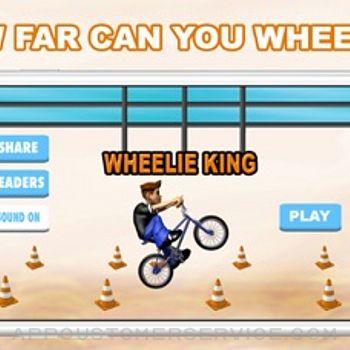 BMX-Wheelie King iphone image 1
