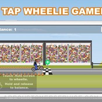 BMX-Wheelie King iphone image 2