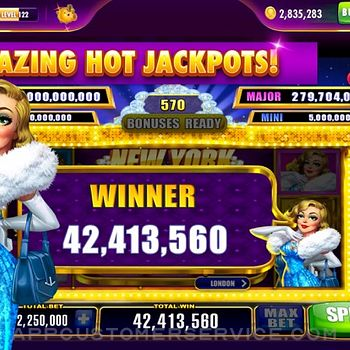 Cashman Casino Las Vegas Slots ipad image 3
