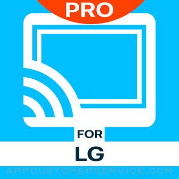Video & TV Cast + LG Smart TV Customer Service