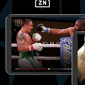 DAZN: Live Sports Streaming ipad image 3
