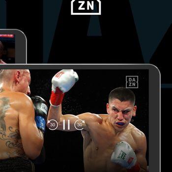 DAZN: Live Sports Streaming ipad image 4