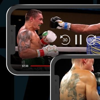 DAZN: Live Sports Streaming iphone image 3