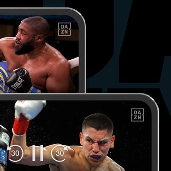 DAZN: Live Sports Streaming iphone image 4