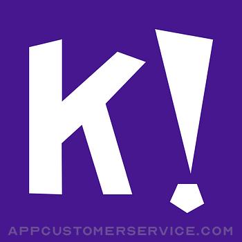Kahoot! Play & Create Quizzes Customer Service