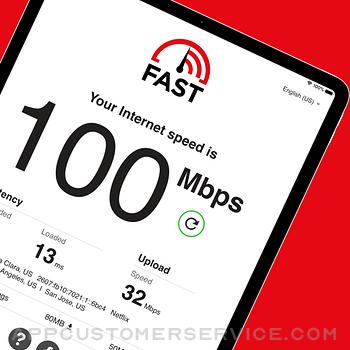 FAST Speed Test ipad image 3