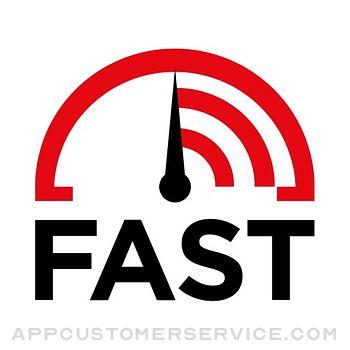 FAST Speed Test Customer Service