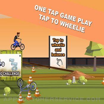 Wheelie King Challenge ipad image 3