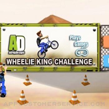 Wheelie King Challenge iphone image 1