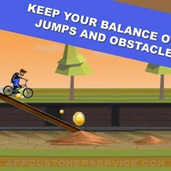Wheelie King Challenge iphone image 4