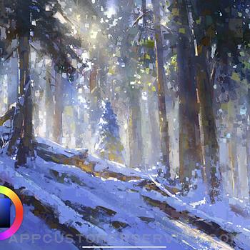 Infinite Painter ipad image 1
