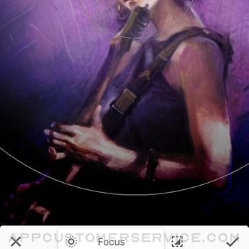Infinite Painter iphone image 4