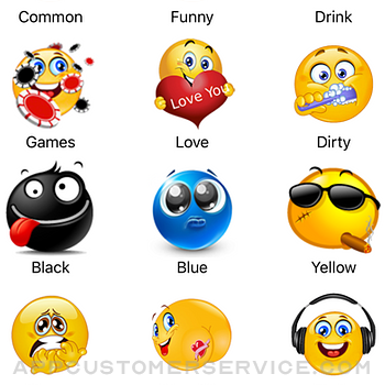 Adult Emojis Icons Pro - Naughty Emoji Faces Stickers Keyboard Emoticons for Texting iphone image 3