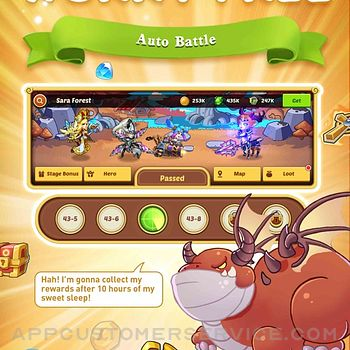 Idle Heroes - Idle Games ipad image 2