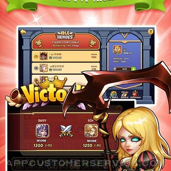 Idle Heroes - Idle Games iphone image 4
