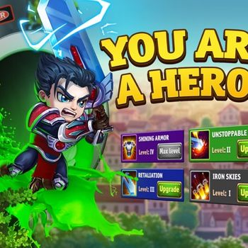 Hero Wars - Fantasy World ipad image 1