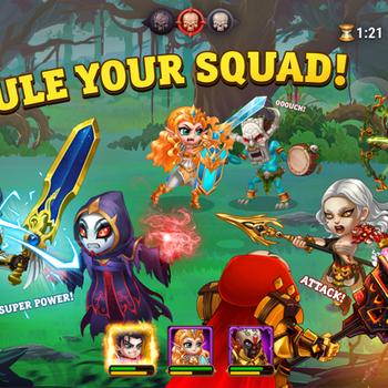Hero Wars - Fantasy World ipad image 3