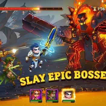 Hero Wars - Fantasy World ipad image 4