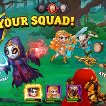 Hero Wars - Fantasy World iphone image 3