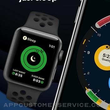 AutoSleep Track Sleep on Watch iphone image 2