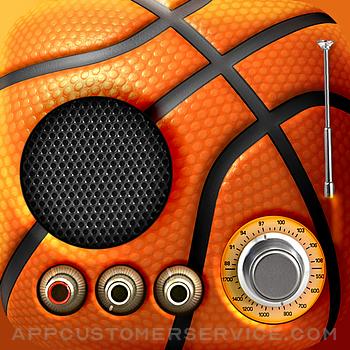 GameTime Basketball Radio - For NBA Live Stream Customer Service