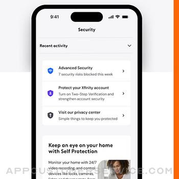 Xfinity iphone image 4