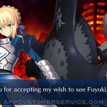 Fate/Grand Order (English) iphone image 2