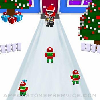Bad Ass Santa ipad image 4