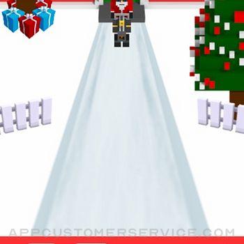 Bad Ass Santa iphone image 1
