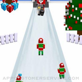 Bad Ass Santa iphone image 4