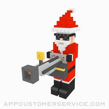Bad Ass Santa Customer Service