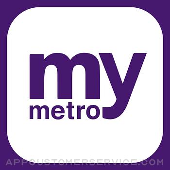 MyMetro Customer Service
