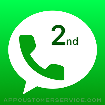 Second Phone Number -Texts App Customer Service